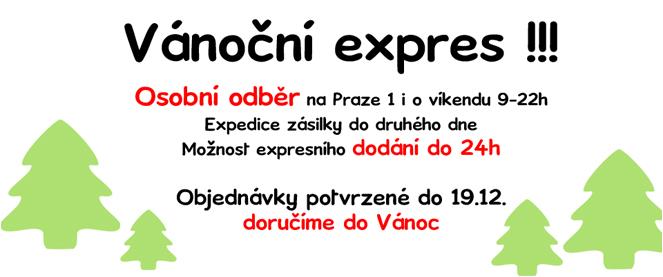 usbdarky, vanoce